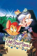 Cats Don't Dance small poster