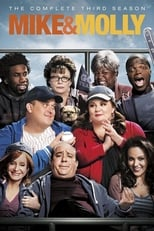 Mike & Molly 3ª Temporada Completa Torrent Dublada e Legendada