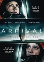 Arrival small poster