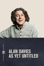 Alan Davies: As Yet Untitled