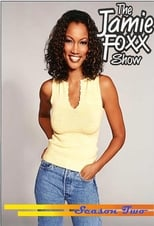 The Jamie Foxx Show small poster