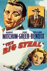 The Big Steal (1949) Box Art