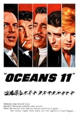 Ocean's Eleven small poster