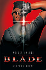 Blade small poster