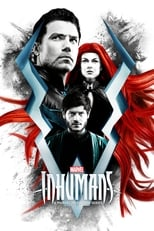 Poster for Marvel's Inhumans
