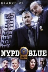 NYPD Blue small poster