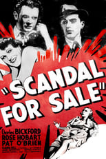 Scandal for Sale