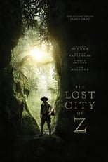The Lost City of Z small poster