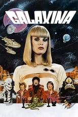 Galaxina small poster