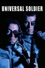 Universal Soldier small poster