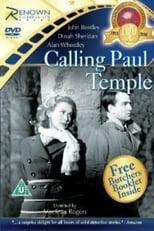 Calling Paul Temple (1948) Box Art