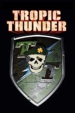 Tropic Thunder small poster
