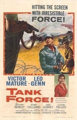 Tank Force (1958) Box Art