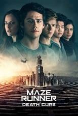 Poster for Maze Runner: The Death Cure