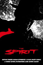 The Spirit small poster