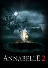 Annabelle: Creation small poster