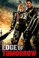 Edge of Tomorrow small poster