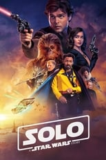 Solo: A Star Wars Story small poster