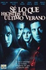 VER Sé lo que hicisteis el último verano (1997) Online Gratis HD