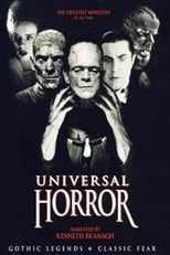Universal Horror small poster
