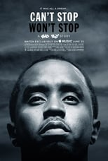 Poster for Can't Stop, Won't Stop: A Bad Boy Story