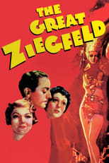 Poster for The Great Ziegfeld