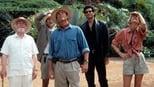Jurassic Park small backdrop