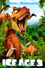 Ice Age: Dawn of the Dinosaurs small poster