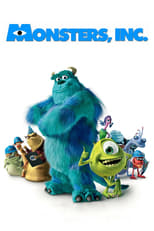 Monsters, Inc. small poster