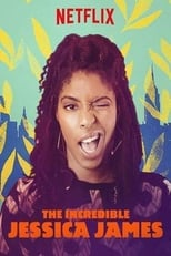 The Incredible Jessica James small poster