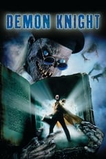 Tales from the Crypt: Demon Knight (1995) Box Art