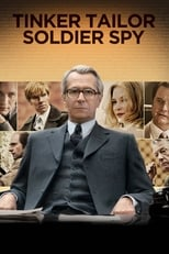 Tinker Tailor Soldier Spy small poster