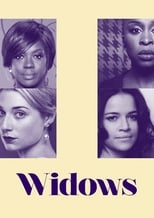 Widows small poster