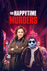 The Happytime Murders small poster
