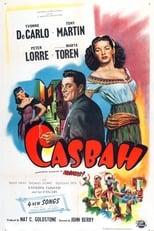 Casbah (1948) box art