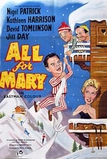 All For Mary (1955) Box Art
