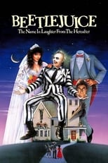 Beetlejuice small poster