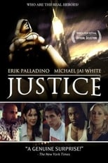 Justice small poster