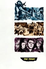 The Train (1964) Box Art