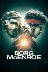Poster for Borg vs McEnroe