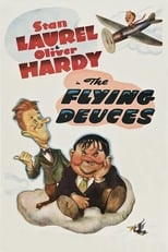 Image The Flying Deuces – Stan şi Bran aviatori (1939)