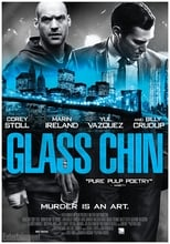 Glass Chin small poster