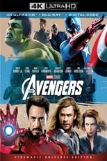 The Avengers small poster