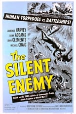 The Silent Enemy (1958) Box Art