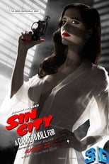 Sin City: A Dame to Kill For small poster