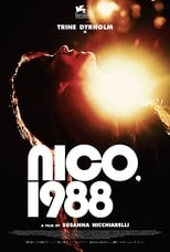 Poster van Nico, 1988