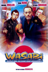 Wasabi (2001) Torrent Dublado