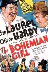 The Bohemian Girl (1936) Box Art