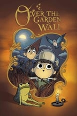 Over the Garden Wall small poster