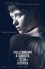 Millennium: A Garota na Teia de Aranha (2018) Torrent Dublado